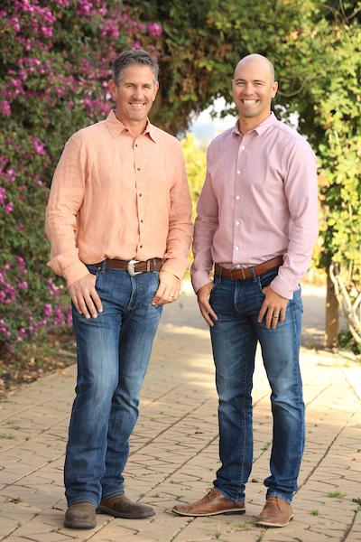 Jason Smith and Justin Murphy